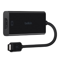 Adaptador de vídeo externo USB-C a HDMI Adapter Belkin
