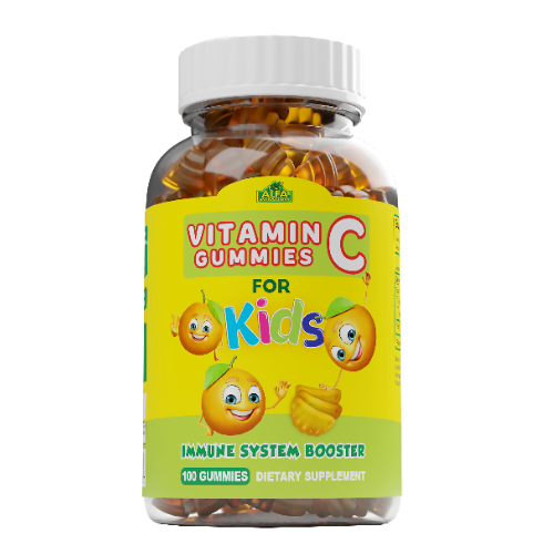 [INN04217] Vitaminas Alfa Gummies C