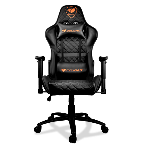[INN0200] Silla Gaming Cougar Armor One Black
