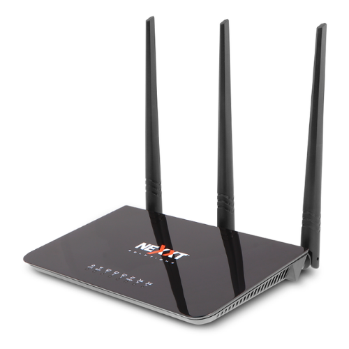 [INT1718] Router Inalámbrico Nexxt Nebula 300+ Plus