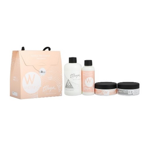 [INN012822] KIT COMPLETO WHITENING / MANOS KIT