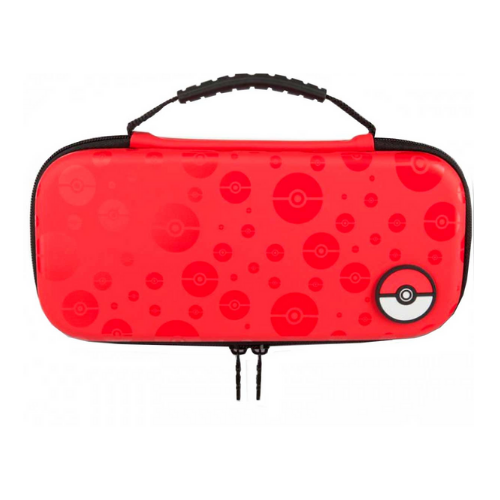 [INN0497] Estuche Nintendo Switch Pokeball Rojo
