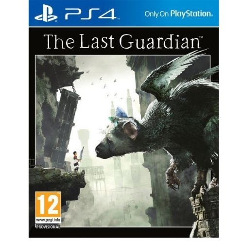[INN0506] Juego Sony The Last Guardian PlayStation 4