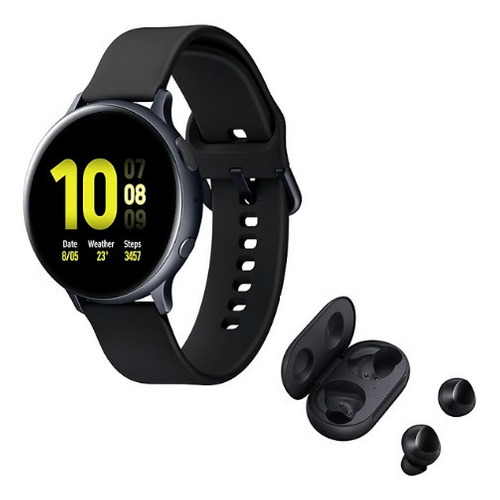[INN01577] Combo SmartWatch Samsung Active 2 44mm + Audífonos Samsung Galaxy Buds
