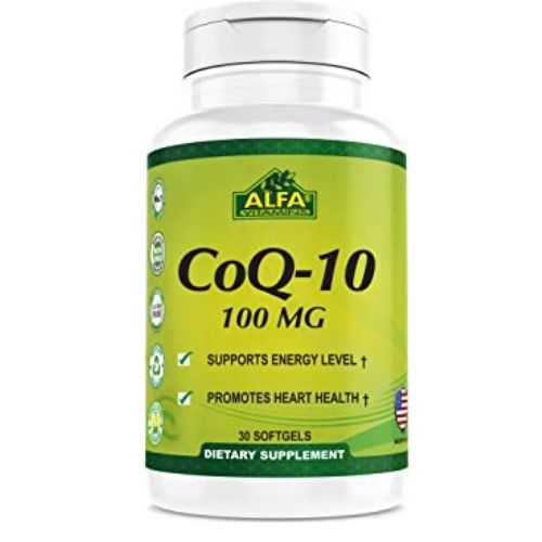 [INN0767] CO-Q10 Alfa 30-100mg
