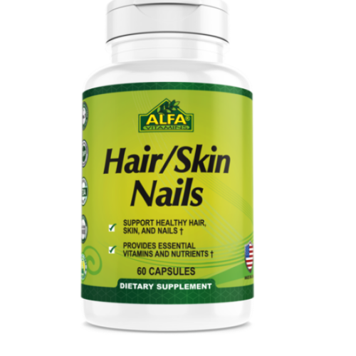 [INN0781] Hair Skin Nails Alfa